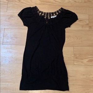 Energie black tunic size small